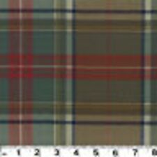 Wool Plaid by Roth & Tompkins Drapery Upholstery Fabric Dress Stuart