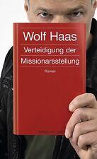 Haas, Wolf - Verteidigung der Missionarsstellung