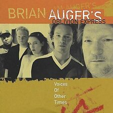 Voices of Other Times 2000 by Brian Auger Oblivion Express Ex-library