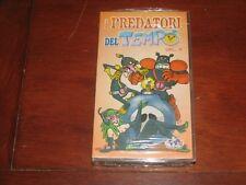 I PREDATORI DEL TEMPO Vol.4 (4 di 9) // MONDO TV P006602  VHS NEW