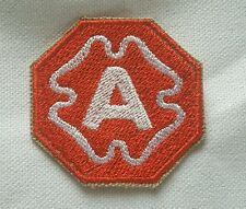 US 9th army Patch replica. Cut edge and sew on.