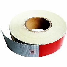 "Reflective Tape Safety Conspicuity Car Truck Trailer Dot Class 2 150ft x 2"" Roll"