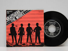 "Kraftwerk         Das Model         Deutsche Version            7 ""      NM # A"
