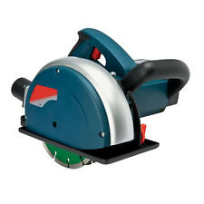 1600W Wall Chaser Slotter - 150mm Blade, 22mm Bore - Cable Laying - Adjustable