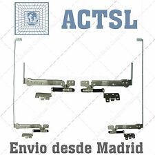 BISAGRA LCD HINGES TOSHIBA Satellite A500-140 AM077000700-R AM077000600-L