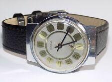 Montre ancienne mécanique homme Victoire petite seconde bracelet neuf, URSS 1970