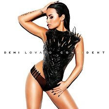 DEMI LOVATO - CONFIDENT (DELUXE EDT.)  CD NEU