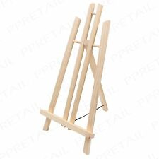 50cm Quality Pine Wood ~TABLE TOP EASEL~Painting/Art/Craft Supplies Canvas Stand