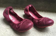 DESTOCKAGE BALLERINES MARQUE 226 SHOES, BORDEAUX @ TAILLE 38 @ NEUF 49€ @ N1157