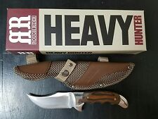 ROUGH RIDER CARIBOU HEAVY HUNTER SERIES FIXED BLADE KNIFE RR1347