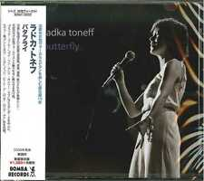 RADKA TONEFF-BUTTERFLY-JAPAN CD Ltd/Ed C62