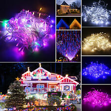 New100 LED Lights10M String Fairy Lights Christmas Party Any Party DJ Disco Home