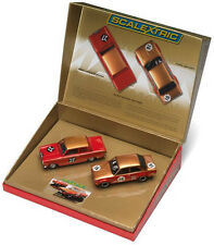 Scalextric C2981A Alan Mann Set