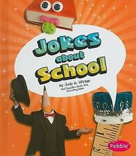 Jokes about School Joke Books by Judy A. Winter (2010, Hardcover)