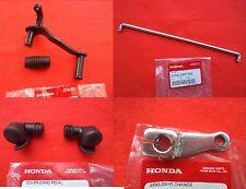 GENUINE Honda CBR125R CBR 125 R 2004-2010 Gear Lever & Link Rod Complete Set