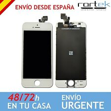 PANTALLA IPHONE 5 BLANCA LCD + TACTIL DIGITALIZADOR ENSAMBLADA BLANCO