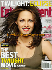 Entertainment Weekly 7/10,Kristen Stewart,Cover 1 of 2,July 2010,NEW