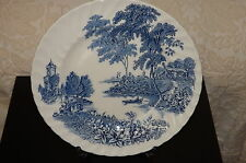 "Swinnertons Collectible Dinner Plate  ""THE FERRY""  A Ridgway Product"