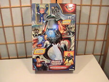 NEW IN BOX SUPERMAN MAN OF STEEL QUICK SHOTS BATTLE FOR METROPOLIS PLAYSET