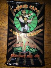 Pogs Mighty Morphin Power Rangers Power Caps Factory Sealed 1995