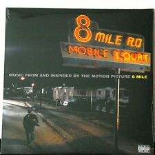 Various (Eminem present) - Music from and Inspired by the motion picture' 8 Mile