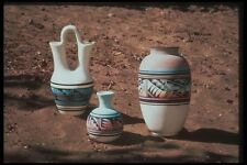 089065 Current Navajo Pottery A4 Photo Print