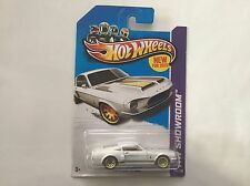 Hot Wheels 2013 HW Showroom Ford Mustang 68' Shelby GT500 245/250 Ship WW