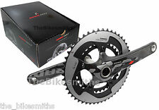 SRAM Red 22 GXP 50-34 170mm Yaw Road Bike Carbon Compact Crank Set 11 Speed