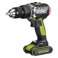 RK2853K2 20V Li-ion Brushless Hammer Drill by Rockwell
