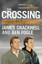 JAMES CRACKNELL & BEN FOGEL _ THE CROSSING ____ SHOP SOILED ___ FREEPOST UK