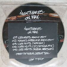 Nightmares On Wax – Les Nuits Warp Records – WAP 118 CDP Promo in sticked sleeve