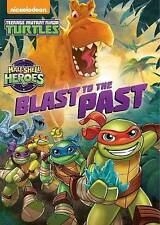 TMNT: Half-Shell Heroes: Blast to the Past (DVD, 2016)