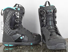 Salomon Ivy Used Womens Snowboard Boots Size 7.5