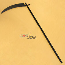 Soul Eater Death Scythe (Spirit's weapon form) Replica PVC Cosplay Prop