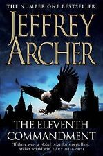 The Eleventh Commandment by Jeffrey Archer, Book, New (Paperback, 2010)