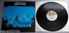 Genesis - Live UK Charisma Mad Hatter Label LP Laminated Cover