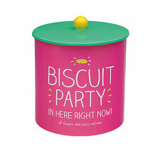 Happy Jackson 'Party' Biscuit Barrel