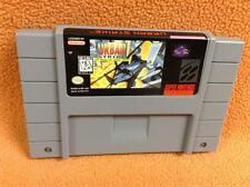 Urban Strike Nintendo SNES Game *Cart Only* Super Fast FREE SHIPPING!