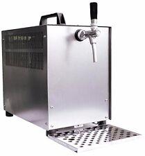 Zapfanlage,Schankanlage,Trockenkühlgerät, Edelstahl 60l/h Bierkoffer