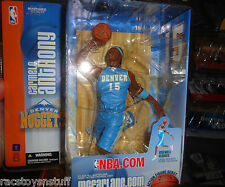 CARMELO ANTHONY MCFARLANE SPORTS SERIES 6 NBA FIGURE DENVER NUGGETS,NEVER OPENED