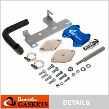 10-14 Dodge Ram 2500 3500 6.7L Cummins Diesel Turbo EGR Valve Cooler Delete Kit