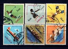 ANGOLA - 1962 - Sport