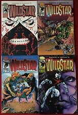 Wildstar (1995) #1-4 - Comic Books - Jerry Ordway - Image Comics