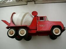 1950s, Rare, Large,  15in x 8in  Buddy L Truck - Cement Mixer