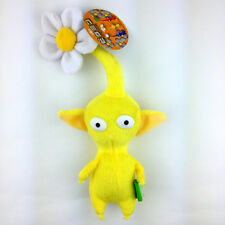 Nintendo Game Character Yellow Pikmin Flower Plush Stuffed Animal Toy Doll 5.5""