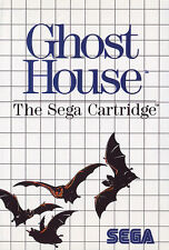 # Sega Master System-Ghost House-Top/MS juego #