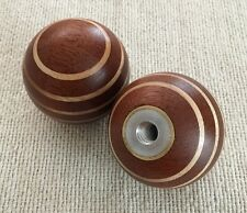 Porsche 917 - 908 Style Wood Shift Knobs for Datsun 240Z, 260Z, 280Z