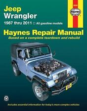 1987-2011 Haynes Jeep Wrangler Repair Manual