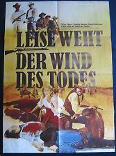 original Filmplakat  Leise weht der Wind des Todes Oliver Reed , Gene Hackman