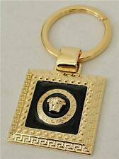 Versace Medusa Keyring Key Charm Keyfob New with Box -Perfect Gift